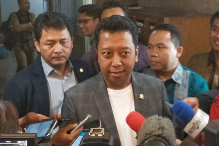 Ketua Umum Partai Persatuan Pembangunan Ditangkap KPK