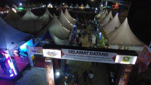 Bupati Sanggau Resmi Tutup Festival Kegiatan Hari Jadi Kota Sanggau