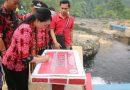 Gunakan Dana Desa, Bupati Landak Resmikan PLTMH  58.000 Watt Di Desa Dange Aji
