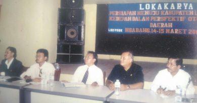 Dua Puluh Tahun Kabupaten Landak, Sekedar  Catatan