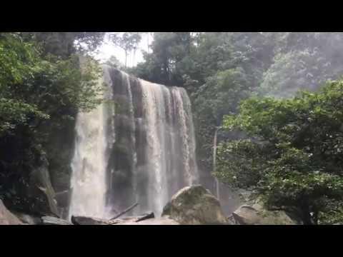 Riam Setegung Air Terjun Indah Tak Jauh Dari Perkotaan Majalah Mata Borneo News