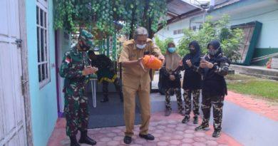 Humaniora Band dan studio bermanfaat untuk anak muda Sintang. (Foto: Susianti/Majalahmataborneonews.com)