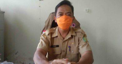 Kepala Badan Penanggulangan Bencana Daerah (BPBD ) Sambas Yudi. (Foto: Nopriyanto/Majalahmataborneonews.com)
