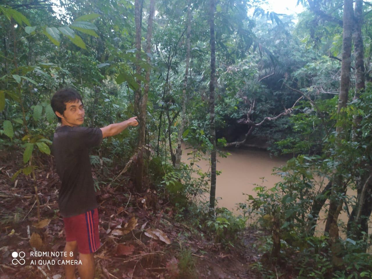 Jatuh dari Pohon di Tepi Sungai, Bocah 11 Tahun di Kuala Behe Ditemukan Meninggal