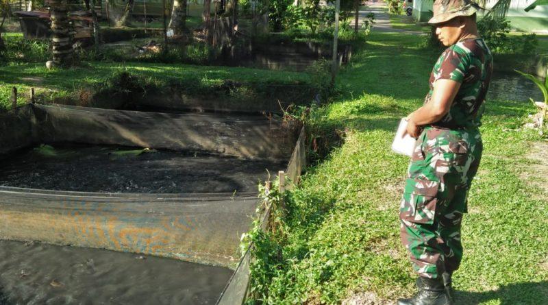 Kantor Hukum Komando Daerah Militer (Kodam) XII/Tanjungpura lokasinya berada di Jalan Adi Sucipto Km 6,5 Desa Sungai Raya, Kecamatan Sungai Raya, Kabupaten Kubu Raya , Kalimantan Barat. Tidak jauh dari kantor itu ada pertambakan ikan lele.