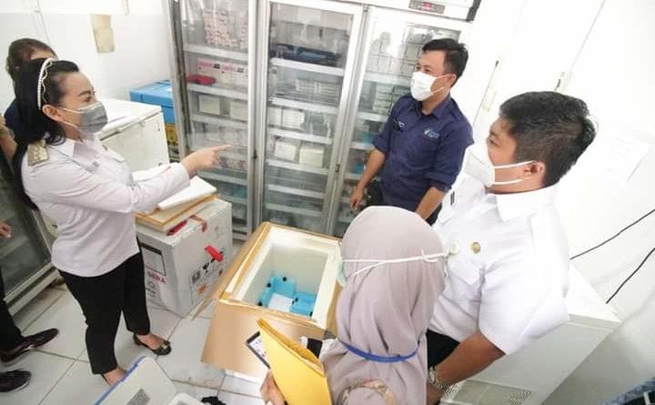 Jokowi Targetkan 1 Juta Vaksin Sehari, Bupati Landak : Kami Siap Mensukseskan