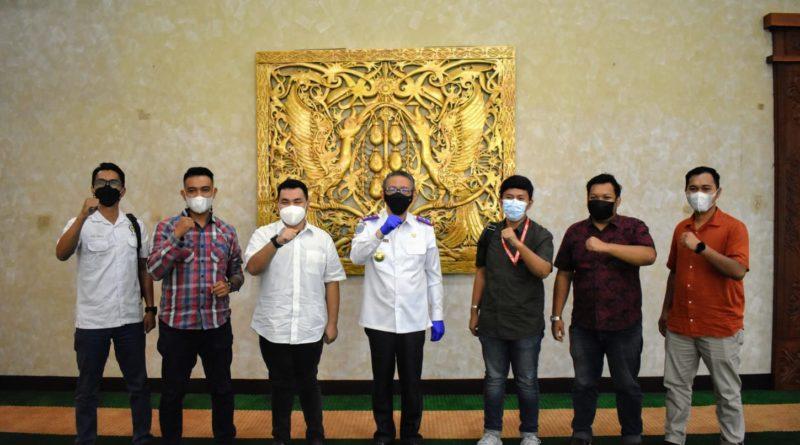 Pengusaha Muda Pontianak Dorong Ekonomi Bangkit di Tengan Pandemi