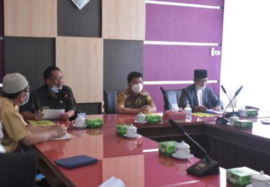 Bupati Satono Gelar Rapat Persiapan MTQ 2021 Tingkat Provinsi di Sintang