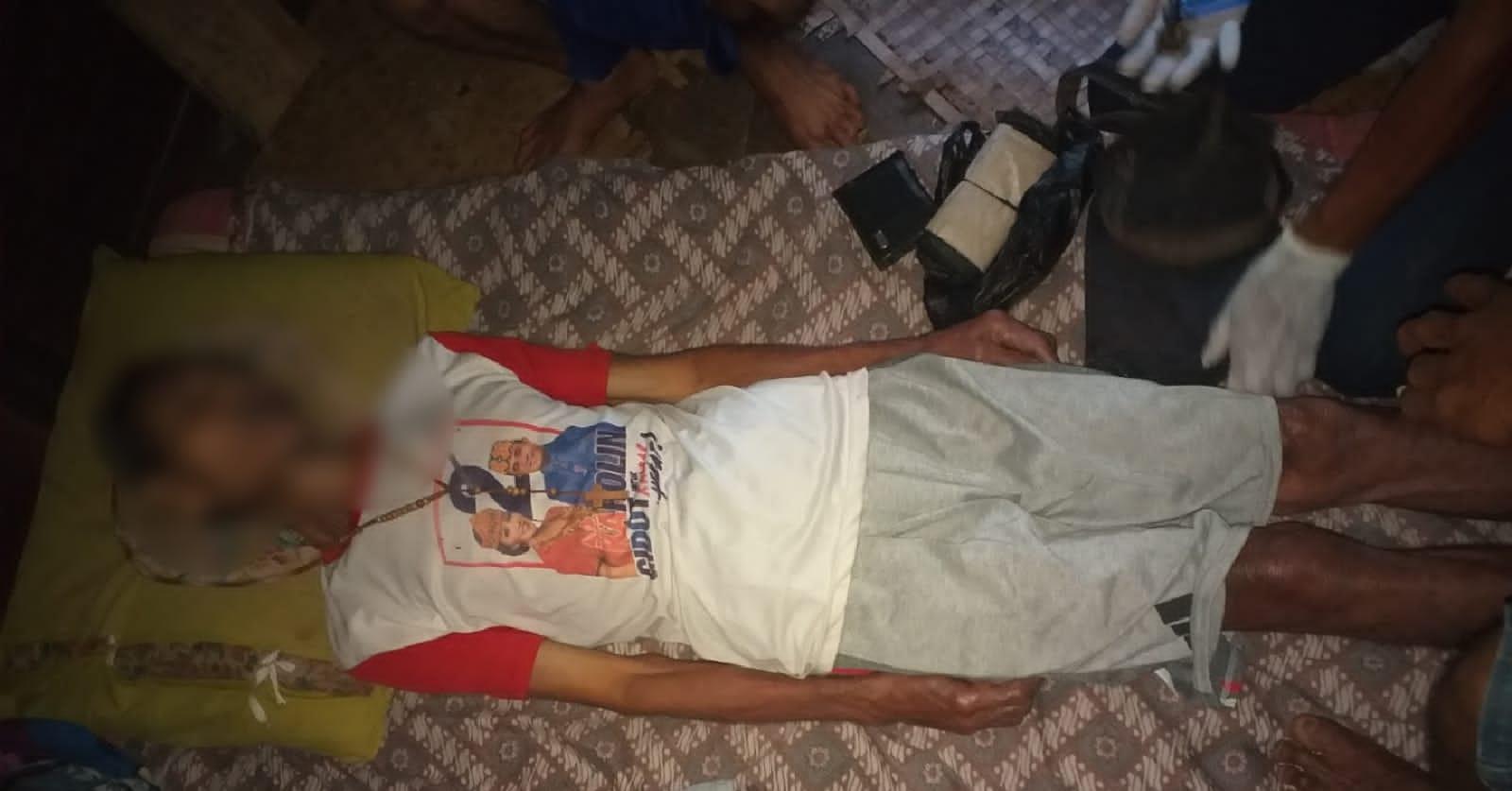Kronologi Penemuan Mayat Lansia Asal Paloan yang Tergantung di Kamar