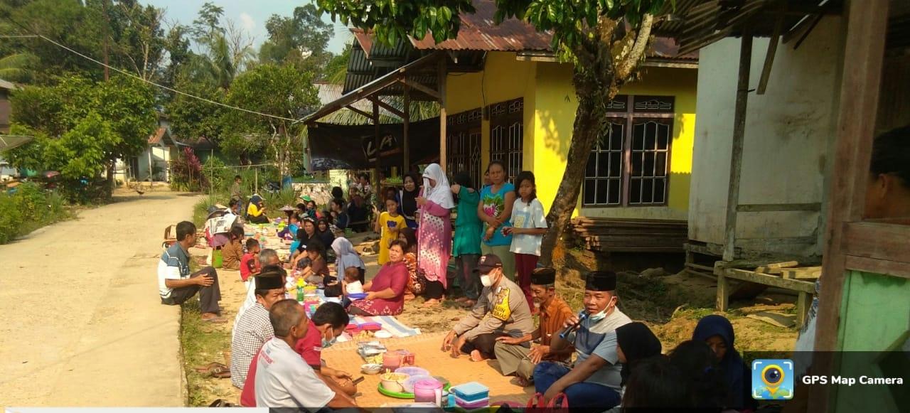 Tradisi Tahunan, Masyarakat Desa Serimbu Adakan Sedekah Kampung
