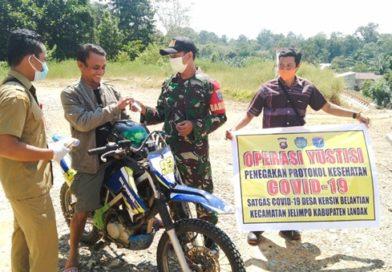 25 Orang Terjaring Operasi Yustisi Langsung Diswab di Tempat