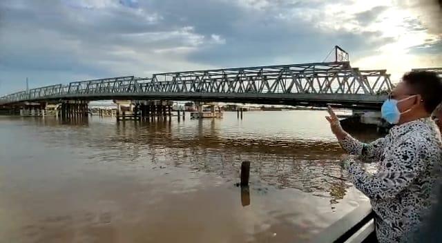 Wali Kota Pontianak Edi Rusdi Kamtono dalam waktu dekat akan berkoordinasi dengan Kementerian Pekerjaan Umum dan Perumahan Rakyat (PUPR) terkait rencana pembangunan duplikasi Jembatan Kapuas I.