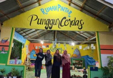 Informasi Terkini Kampung Literasi ala Kampung Punggur
